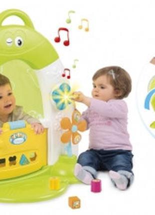 Палатка для детей Домик, свет, звук, Cotoons, от 1 года
