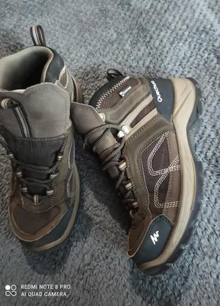 Супер ботинки quechua