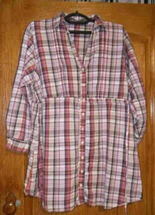 Рубашка 100 %-коттон