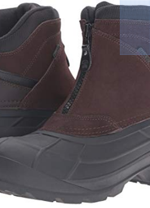 Зимние ботинки kamik champlain до -40с, р  45