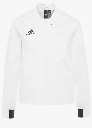 Куртка ветровка бомбер adidas performance курточка s- m оригинал