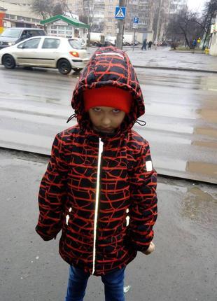 Термокуртка на ребёнка