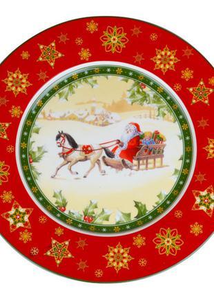 "Блюдо ""Christmas collection"" 21 см, Lefard, 986-033"