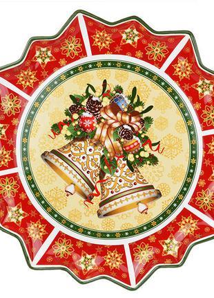 "Блюдо ""Christmas collection"", Lefard, 986-028"