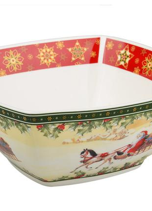 "Салатник ""Christmas collection"", Lefard, 986-029"