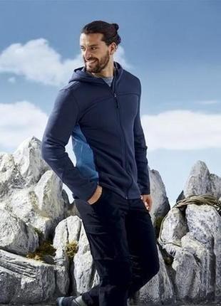 Тёплая термокофта-куртка