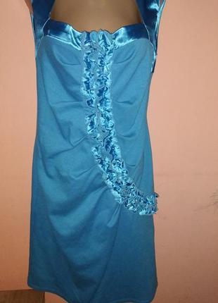 Платье 48-50 размер, дефект катышки