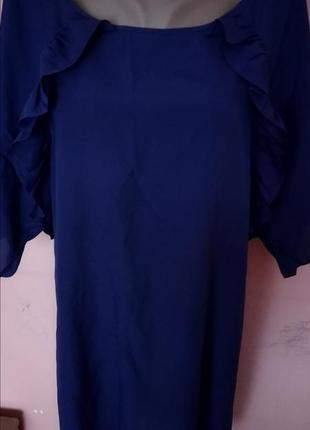 Платье женское туника  50-54 размер