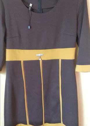 Платье в отличном состоянии 48-50 размер