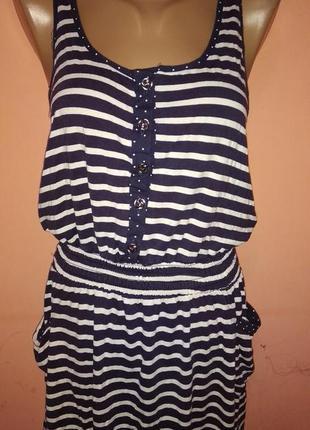 Платье сарафан 8-10 размер