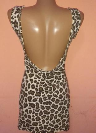 Платье женское сарафан туника с м размер