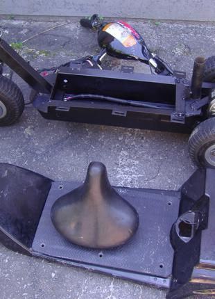 Электросамокат 3-х колесный 24v 250w (детский) под переделку