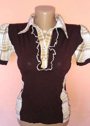 Блузка кофточка с,м размер
