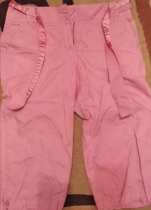 Женские шорты бриджы, котон