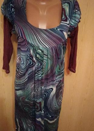 Платье туника, можно беременной