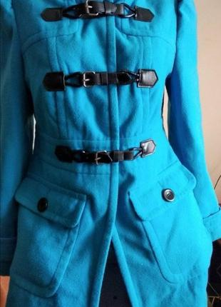 Пальто для девочки подростка.