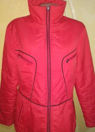 Куртка женская весна осень 48-50 размер.