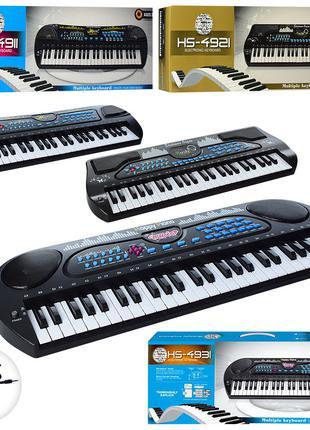Детский синтезатор HS4911-21-31 49клавиш