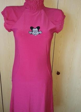 Платье микки на девочку подростка