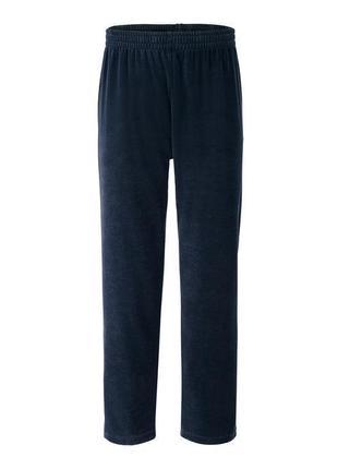 Велюровые штаны женские tcm tchibo германия размер 36-38 евро