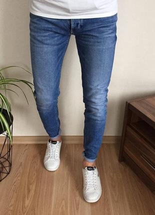 Нереально крутые зауженные джинсы river island