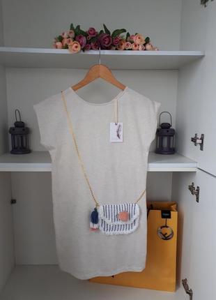 Летнее платье jessica simpson