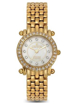 Наручные часы  с бриллиантами американского бренда croton
