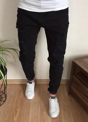 Крутые стильные джинсы pep&co