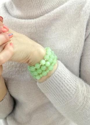 Нифритовые браслеты