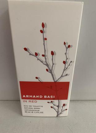 Armand basi, 40 мл с феромонами, usa