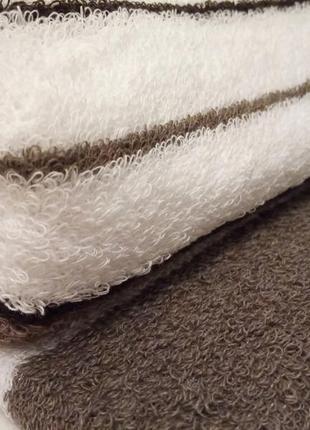 Махровое банное полотенце 140*70