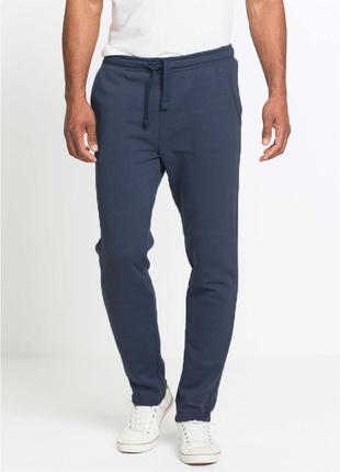 Утепленные брюки - джоггеры