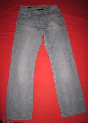 Мужские клаcсические джинсы tommy hilfiger