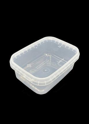 Набор пластиковых пищевых судков Alliance Plast 280 мл 20 штук