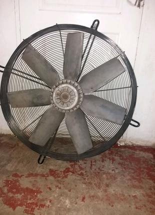 Ремонт осевых вентиляторов