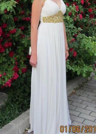 Платье на выпускной, платье на выход, платье в пол