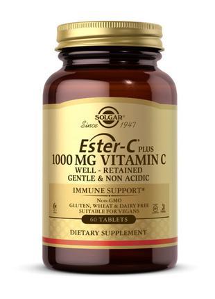 Витамин С эстер плюс сложноэфирный Солгар / Solgar Ester-C plu...