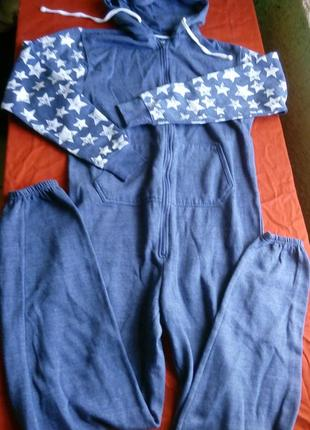 Человечик слип кигуруми пижама
