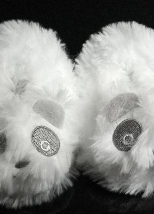 Прехорошенькие теплые пинетки мордочки mini club 10см