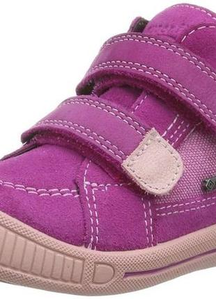 Демисезонные ботинки superfit gore-tex surround 23р.