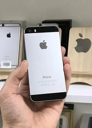 Гарантия Apple IPhone 5s 16Gb Space Gray Neverlock