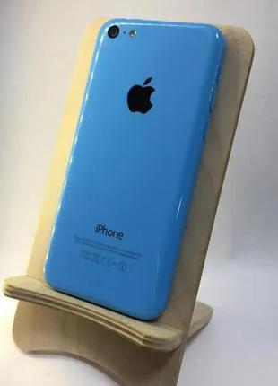 Apple iPhone 5c 16Gb Blue Neverlock Оригинал Идеал, Б/У