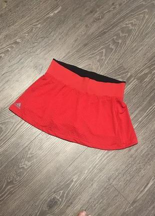 Классная юбка для спортивных девушек от adidas clima cool