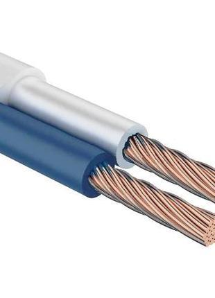 Продам кабель ШВВП 2х0.75 3x2.5 3*1.5 в бухтах (100м), Киев