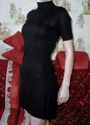 Маленькое черное платье h&m xs eur 34