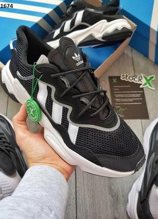 Кроссовки мужские adidas ozweego(41-45р)
