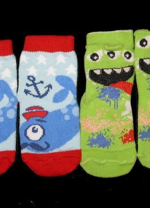 Забавные носочки носки 2 пары