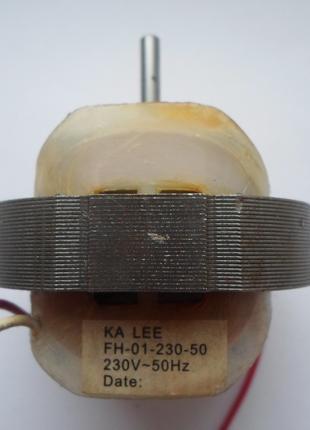 Моторы для тепловентиляторов