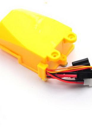 Электроника жёлтая для катера на радиоуправлении High Speed Bo...