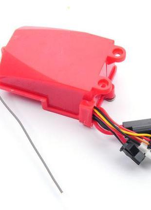 Электроника красная для катера на радиоуправлении High Speed B...